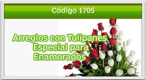 arreglos con tulipanes a zona 13
