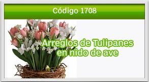 arreglos con tulipanes a zona 9