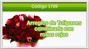 arreglos con tulipanes en guatemala