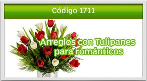 envio de arreglos de tulipanes a hoteles