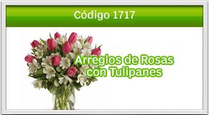 envio de arreglos con tulipanes