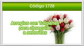 envio de tulipanes a pradera concepcion