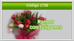 envio de tulipanes a cayala