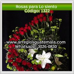 Arreglos florales en guatemala para pedir disculpas
