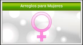 Envió de arreglos para mujeres en Guatemala