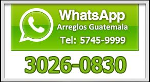 Whatsapp de Arreglos Guatemala