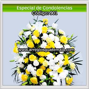 arreglos de flores para honrar memoria de seres querido para enviar a funerales