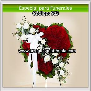 envio de flores a guatemala para funeral de condolencias