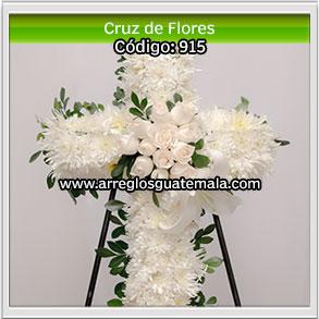 arreglos de flores para enviar a capillas para despedir a seres querido