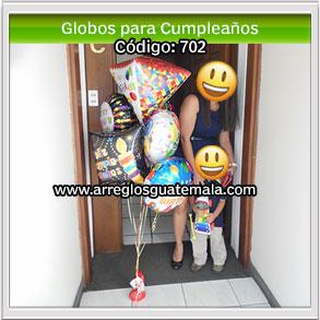 globos para cumpleaños