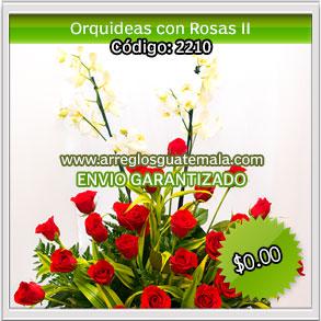 rosas para dia del cariño