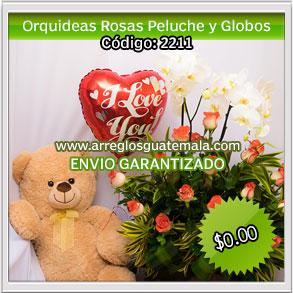 flores bellas para celebrarle al amor en el dia del cariño