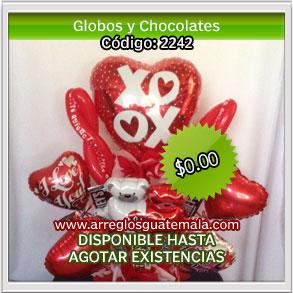 globos de amor a domicilio