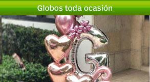 arreglos de globos a domicilio en guatemala