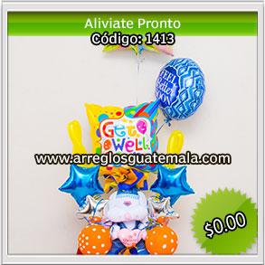 globos con peluche a domicilio guatemala