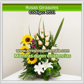 arreglos florales zona 10