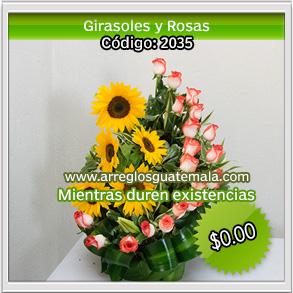 arreglos florales zona 18