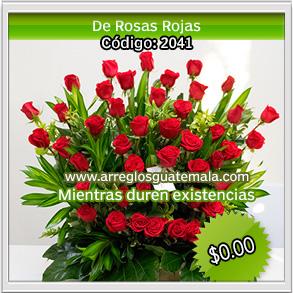 envio de flores fraijanes
