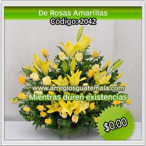 envio de flores san jose pinula