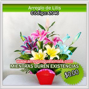 envio de flores zona 16
