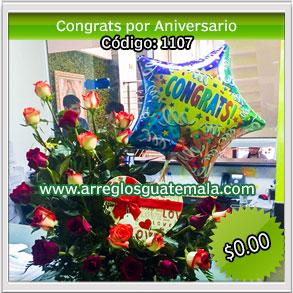 congrats flowers shop guatemala