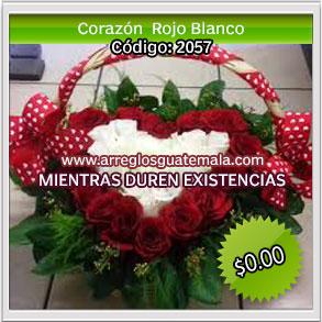 envio de canastas de rosas a guatemala