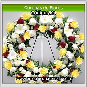 coronas de flores para enviar hoy mismo