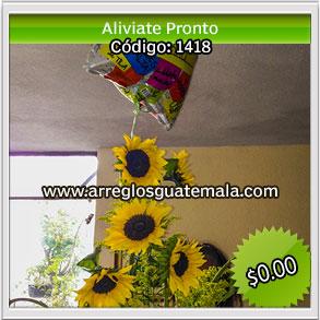 girasoles a domicilio guatemala