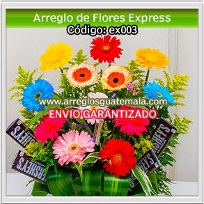 flores express a guatemala