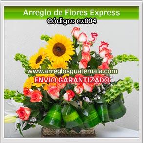 arreglos de flores express guatemala