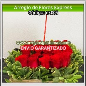 arreglos florales express en guatemala