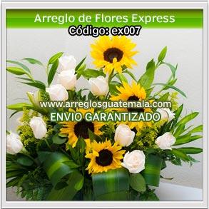 arreglos florales envio express
