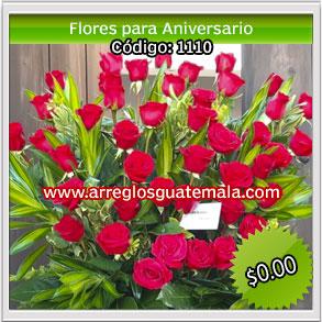 flores paa aniversario