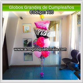 globos grandes de cumpleaños para sorpresa de cumple años