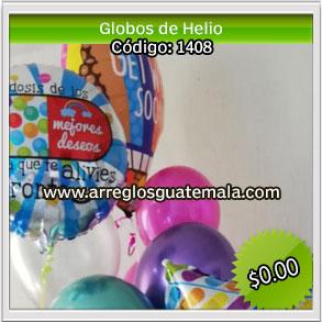 globos de helio a domicilio en guatemala