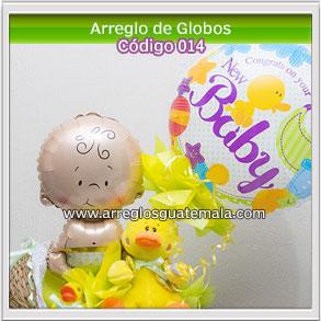 globos guatemala para bebes