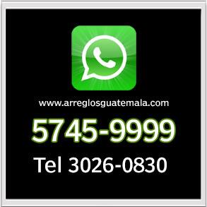 whatsapp de floristeria en guatemala arreglos guatemala