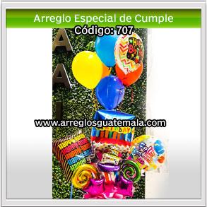 globos para cumpleaños entrega a domicilio en guatemala