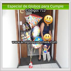 globos para cumple sorpresa