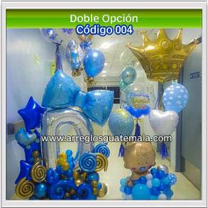 globos bellos para recien nacido