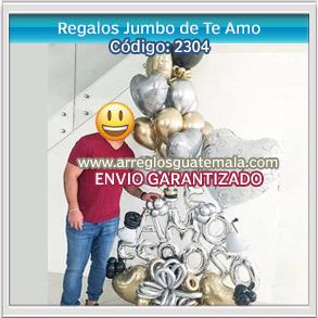 globos para hombres