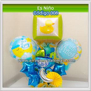 globos para recien nacidos para felicitar a la familia por el nacimiento de bebe