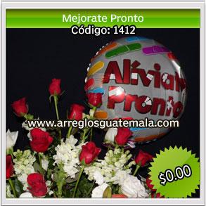 delivery arreglos de globos guatemala