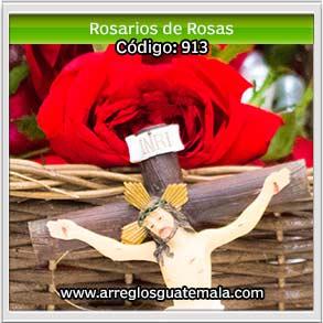 rosarios de rosas en guatemala