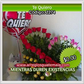 flores para el 14 de febrero