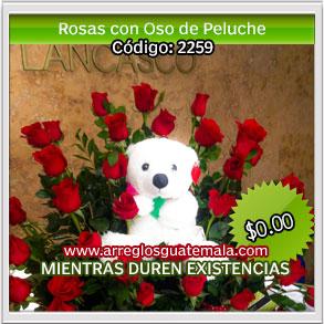 rosas dia del cariño