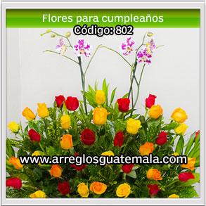 envio de flores a domicilio para cumpleaños en guatemala
