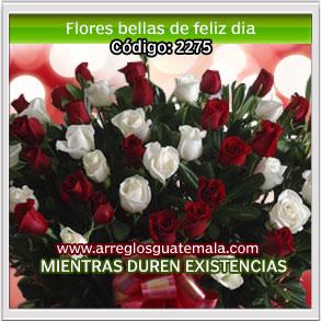 flores del dia del cariño