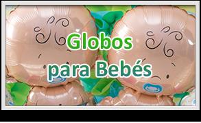 globos para bebes