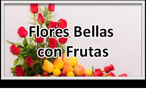 flores con frutas guatemala